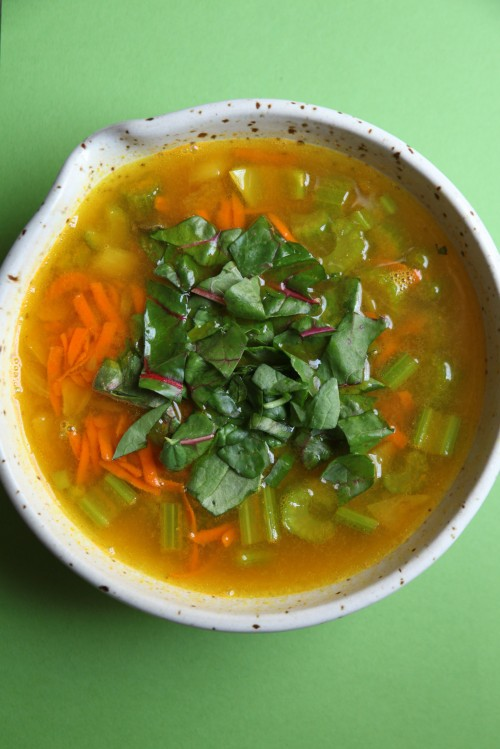 Healing Bone Broth Soup