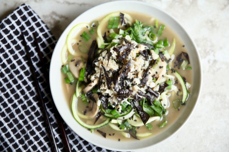 Nourishing Miso Mushroom 'Moon Stew'
