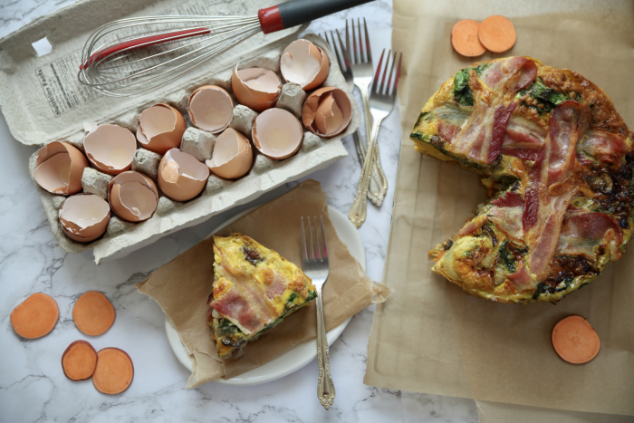 breakfast casserole for overwhelmed women