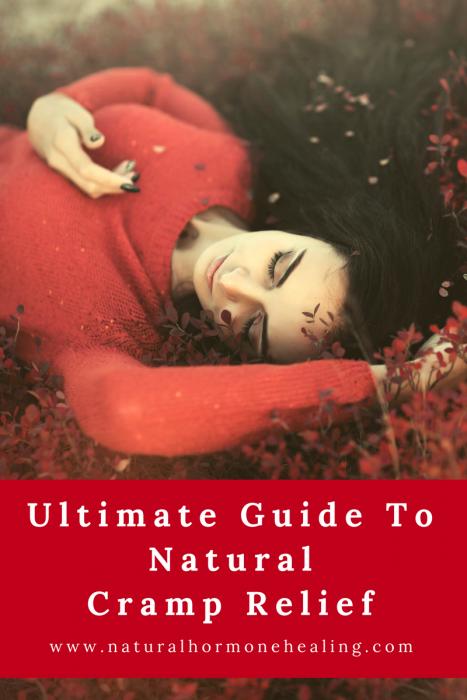 natural menstrual cramp relief