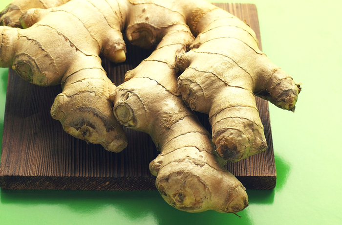 fertility foods ginger