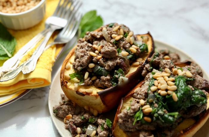 squash recipes for hormone balance
