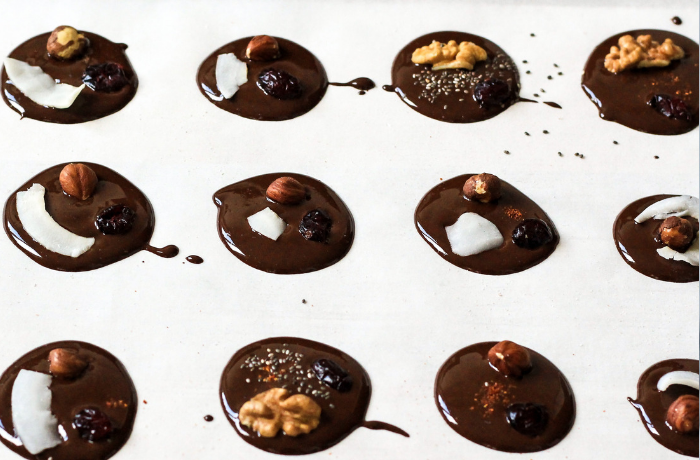 Balance Your Hormones with Easy Homemade Chocolate