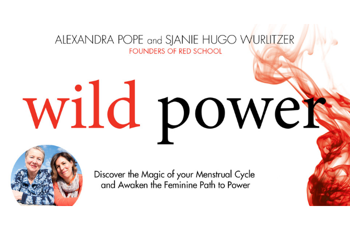 Menstrual Cycle Awareness Through The Book, Wild Power